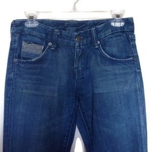 EUC CITIZENS OF HUMANITY Jeans 1477 Bootcut 30